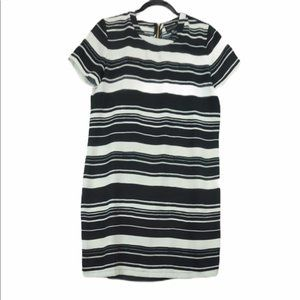 Adrienne Vittadini Stripe Shift Dress